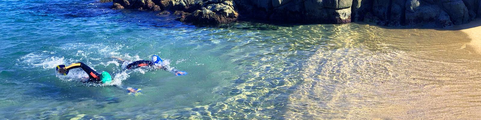 Swimrun and fun